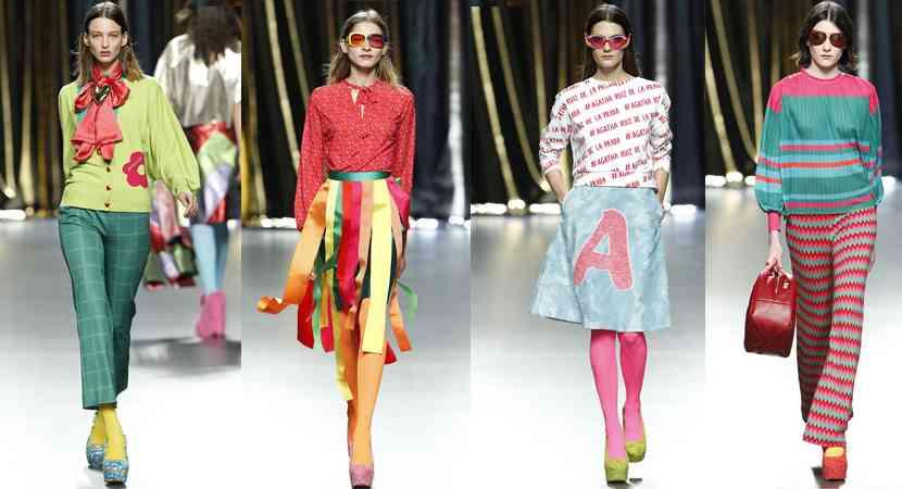 fashion week madrid agatha ruiz