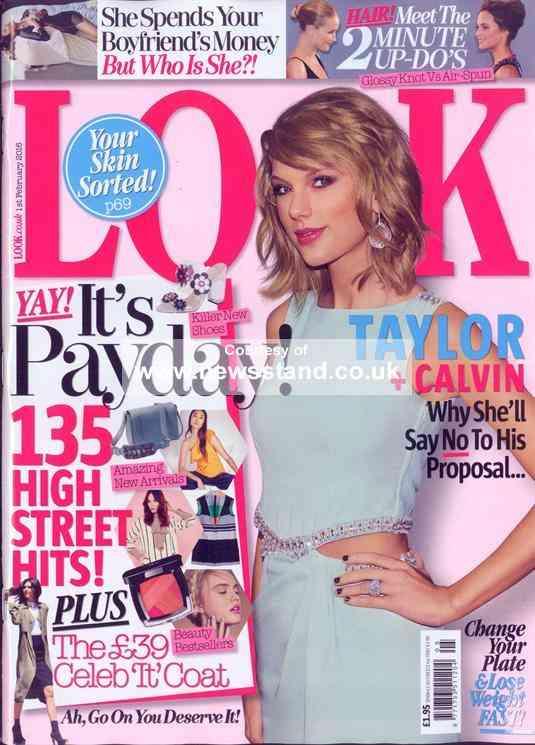 look revista