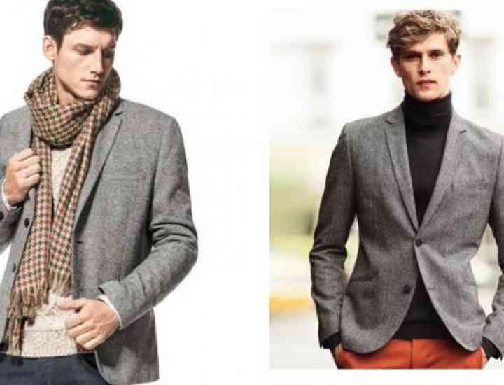 Moda masculină a anilor '50