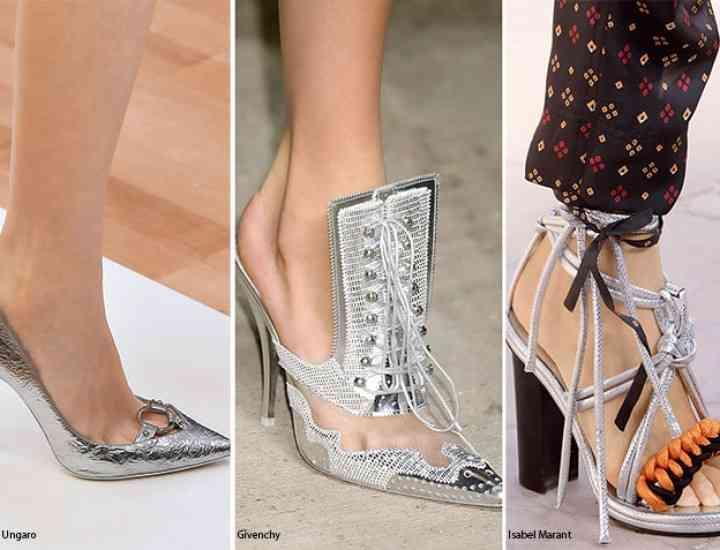 Pantofi la modă în primăvara 2016