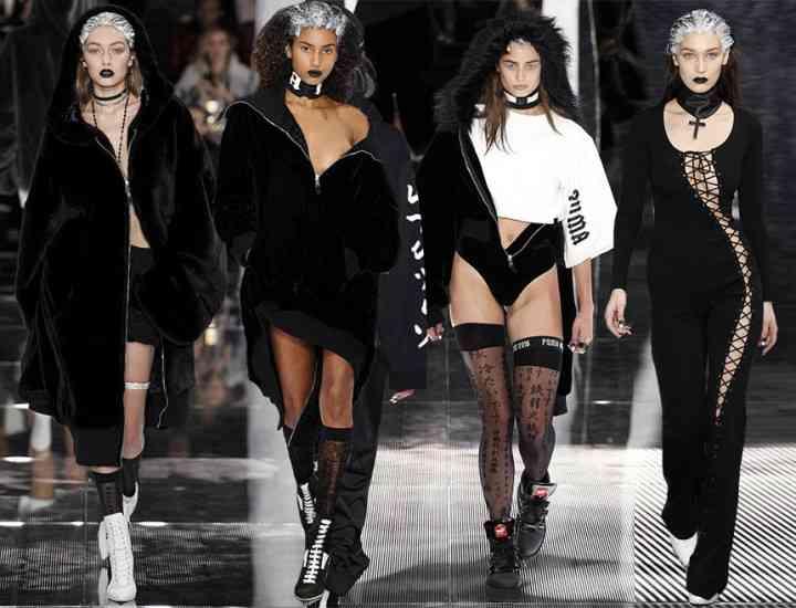 Rihanna lansează colecția Fenty x Puma