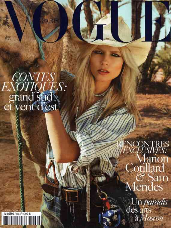 vogue paris editori