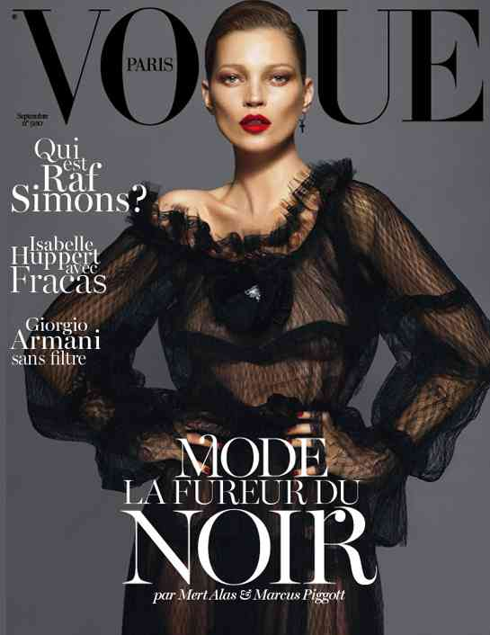 vogue paris -moda