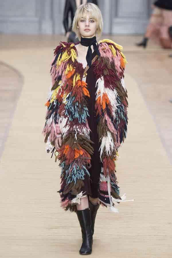 Chloé moda 2016