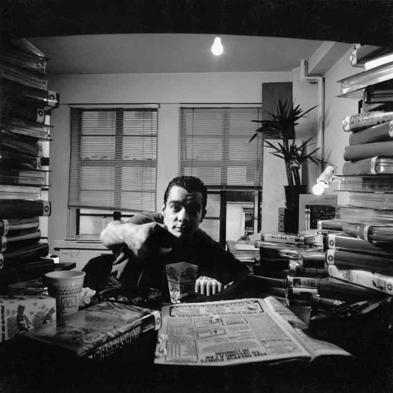 Neville Brody editor
