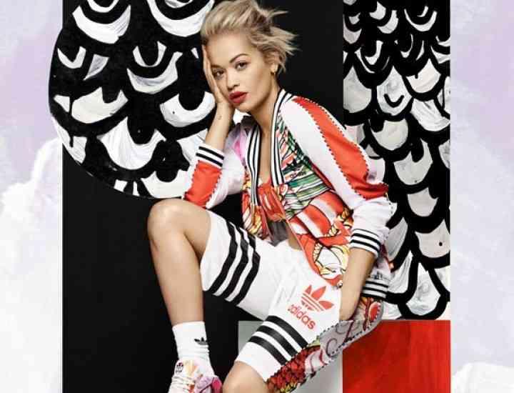 Rita Ora x Adidas Original – colecția primăvară 2016