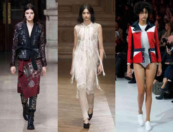 Colecții de modă la Săptămâna Modei de la Paris