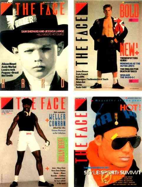 The Face revista