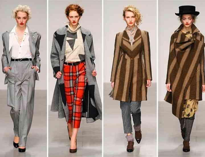 Vivienne Westwood colecția toamnă/iarnă 2016-2017