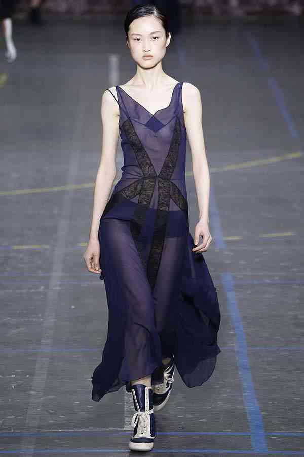 colectie John Galliano la moda
