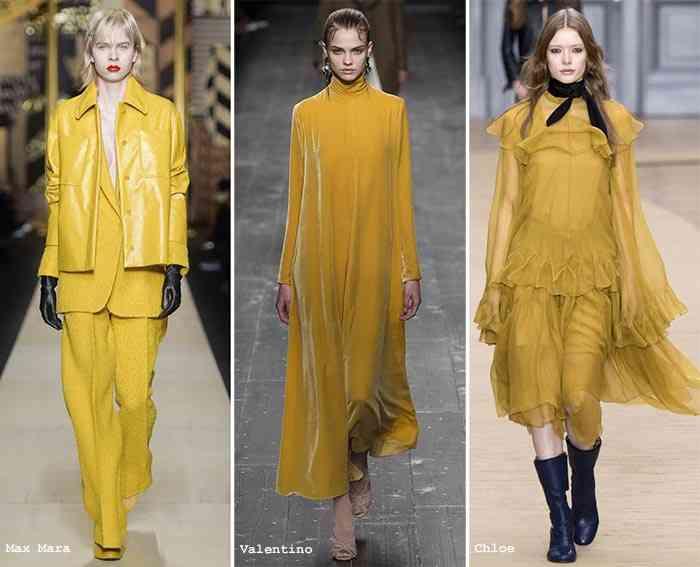 culori moda
