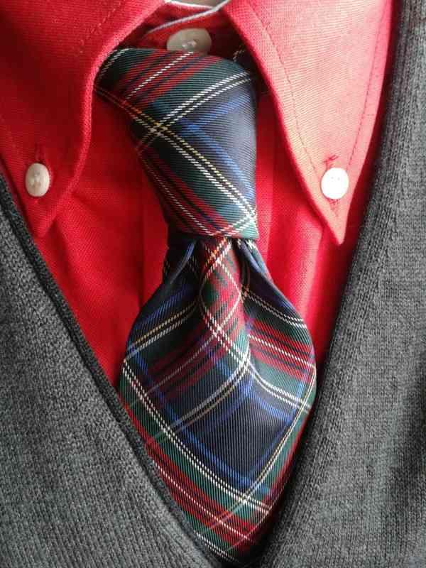 nod de cravata