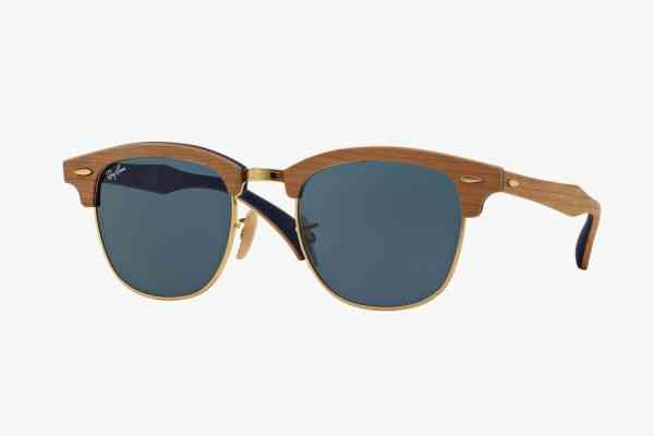 ochelari  rama lemn ray ban