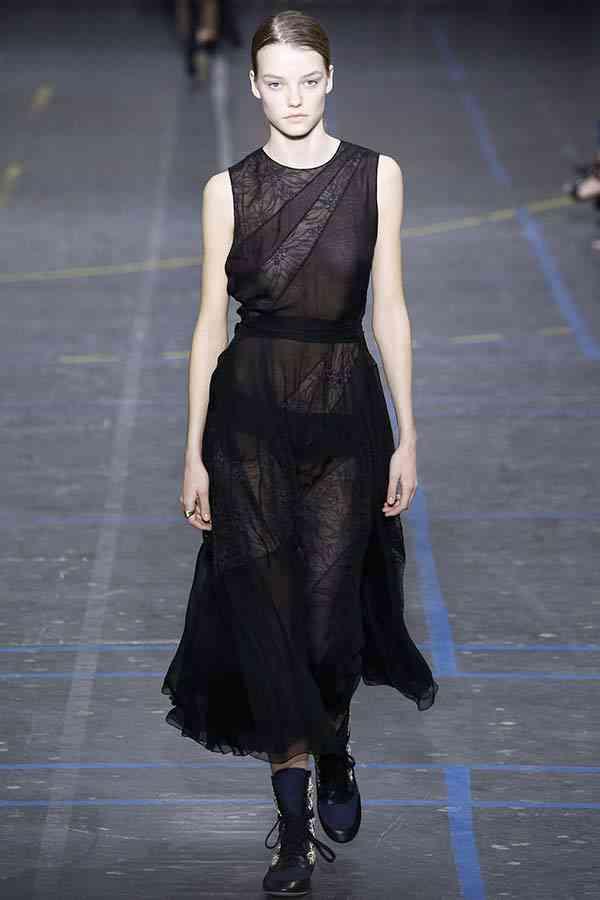 rochie John Galliano