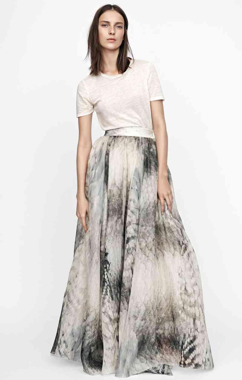 rochii de mireasa H&M 2016