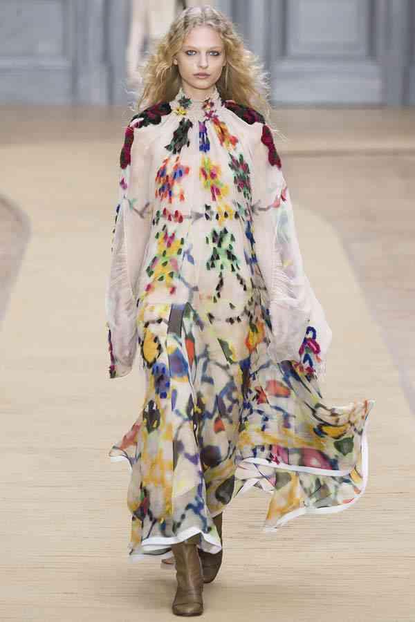 rochii la moda Chloé