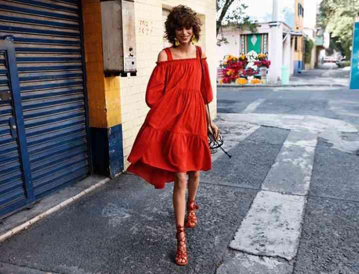 H & M – merge pe stilul boho-chic în primăvara 2016
