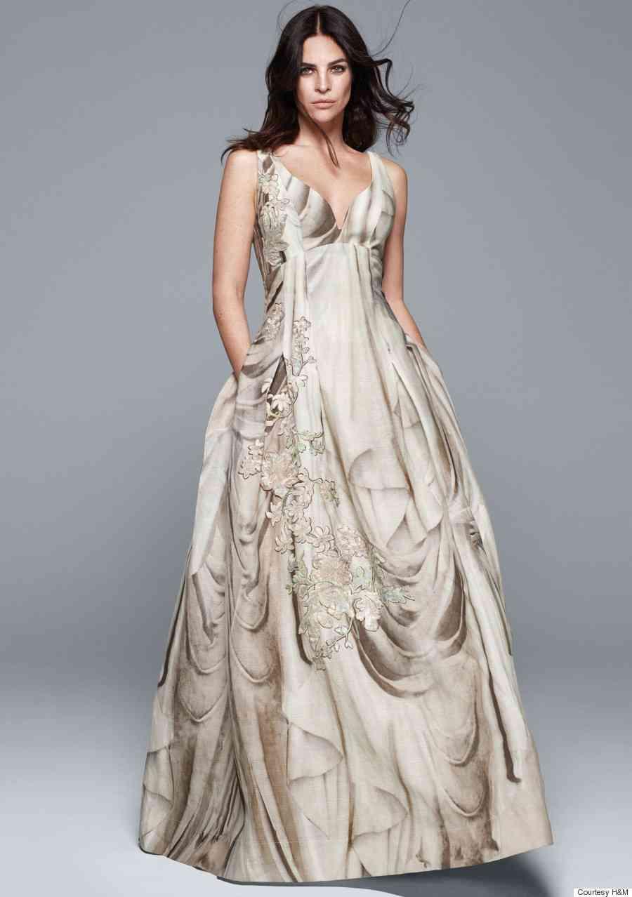 tendinte rochii de mireasa H&M