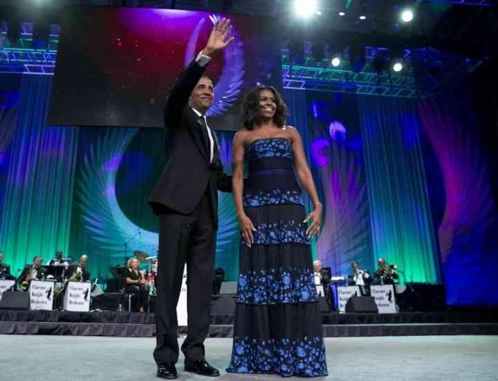 Stilul vestimentar a lui Michelle Obama