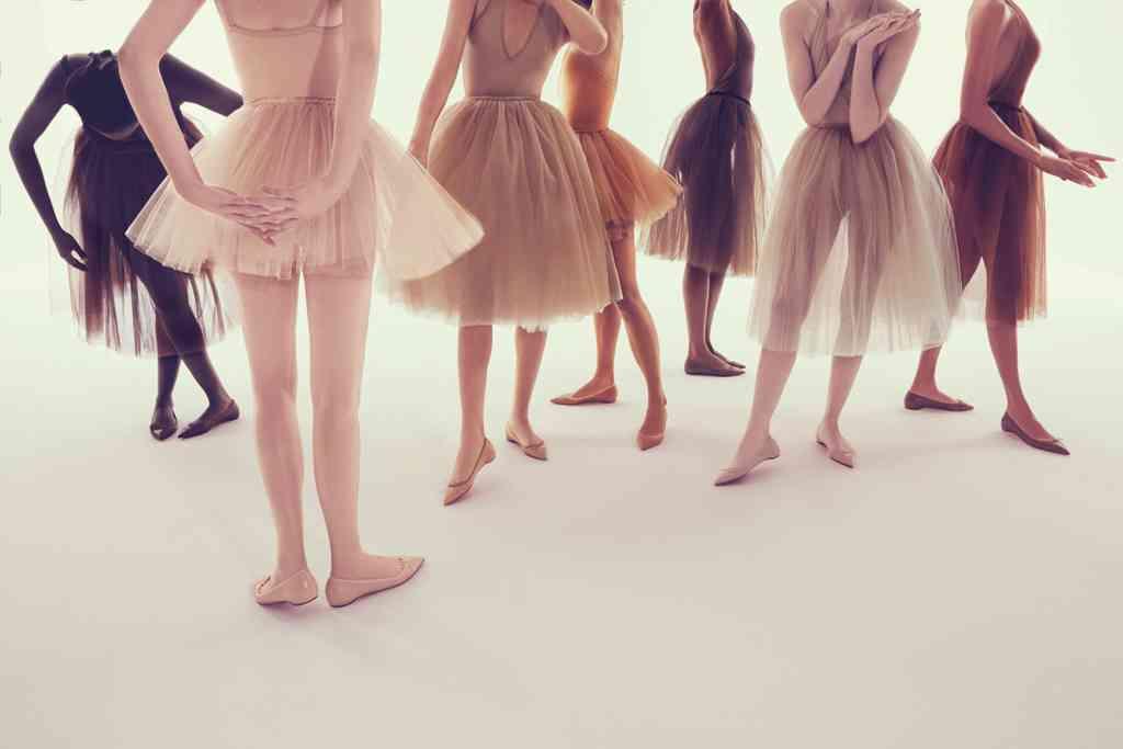 Christian Louboutin balerini