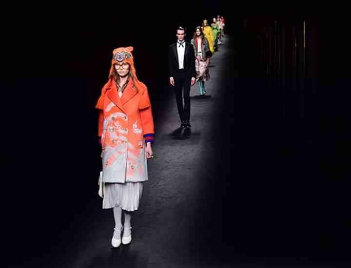 Gucci unifică colecțiile pentru bărbați și femei