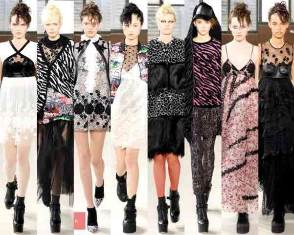 giamba milano fashion week