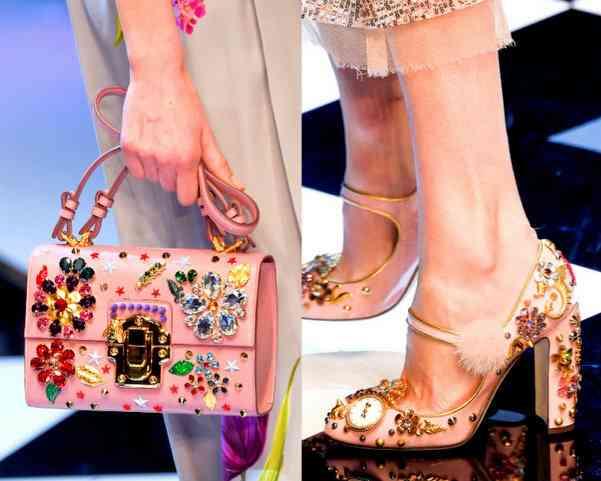 milano fashion week d&g