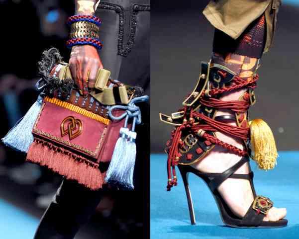 milano fashion week dsquared2