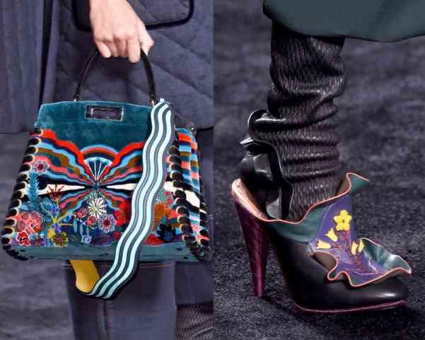 milano fashion week fendi