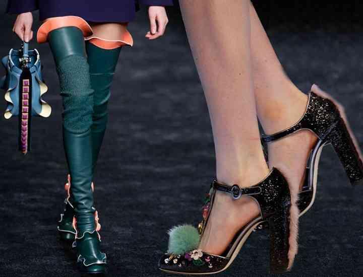 Pantofi la modă în toamna 2016