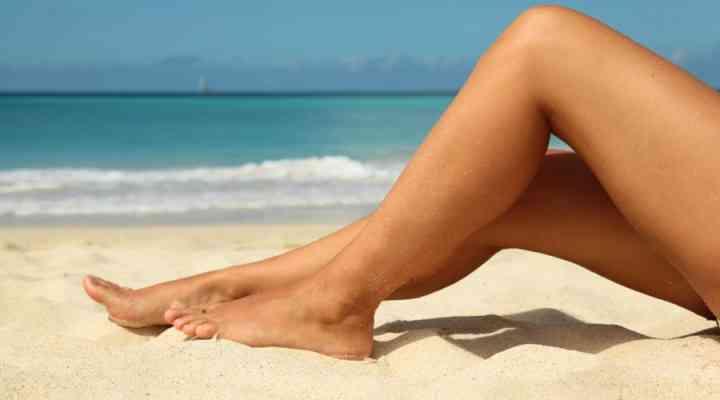 Cum să avem picioare perfecte vara