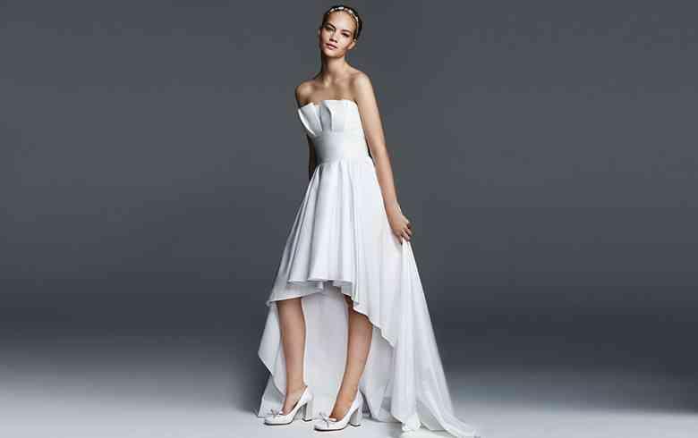 rochie cu trena max mara
