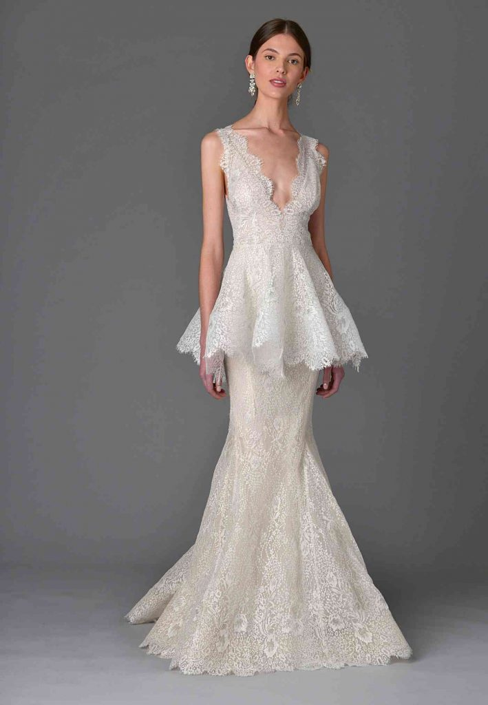 Marchesa, Bridal Spring 2017, Lookbook, April 13 2016