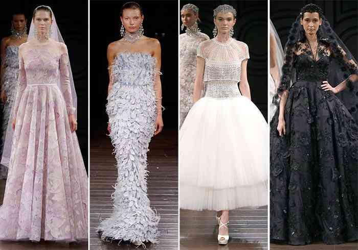 rochii de mireasa la moda