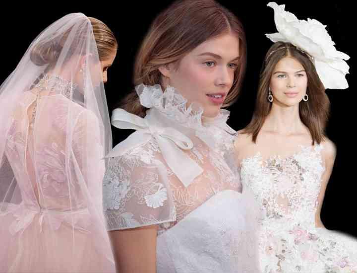 Top tendințe de rochii de mireasă 2017