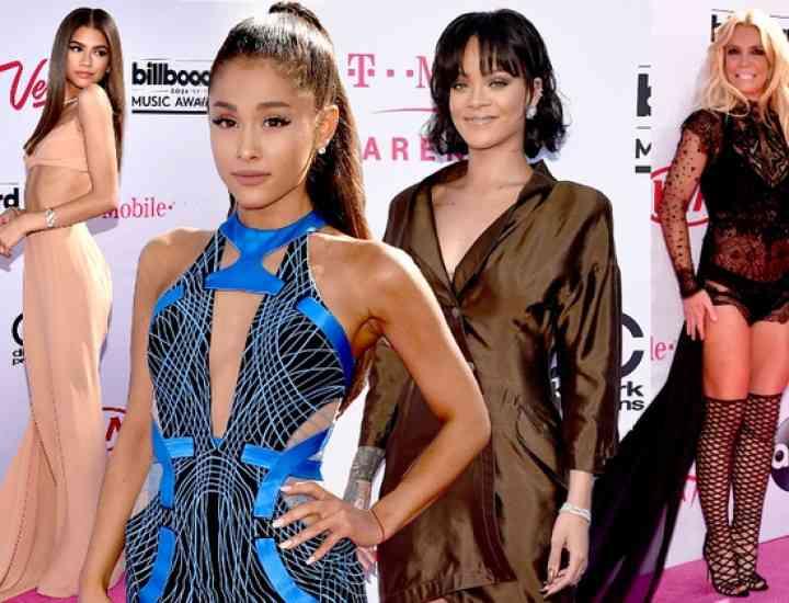 Billboard Music Awards 2016: Cum s-au îmbrăcat vedetele