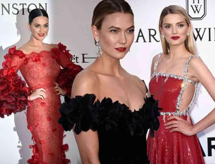 Cel mai bine îmbrăcate vedete la Gala amfAR de la Cannes 2016
