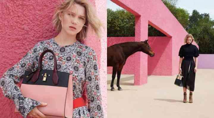 Campania pre-toamnă Louis Vuitton 2016