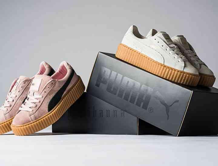 Colecția Fenty Puma by Rihanna adaugă trei noi culori