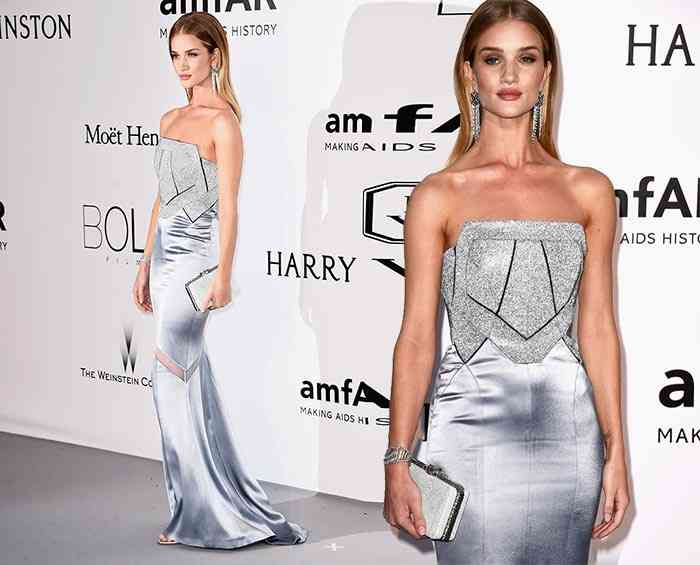 Rosie Huntington-Whiteley in Galvan
