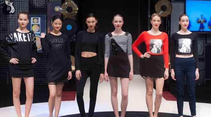 Noua linie de modă Taylor Swift lansată în  Hong Kong –  un succes răsunător