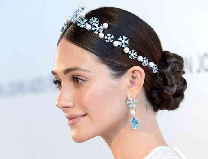 Coafuri pentru invitatele la nuntă
