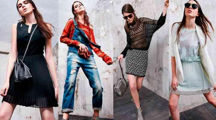 Colecția de îmbrăcăminte Sisley pentru primăvara/vara 2016