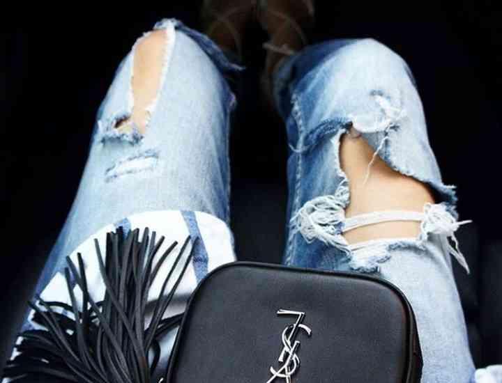 """""""Blogger Bag"""" – cea mai accesibilă geantă lansată de Saint Laurent"""