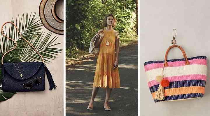 Noutăți fashion: genți Anthropologie