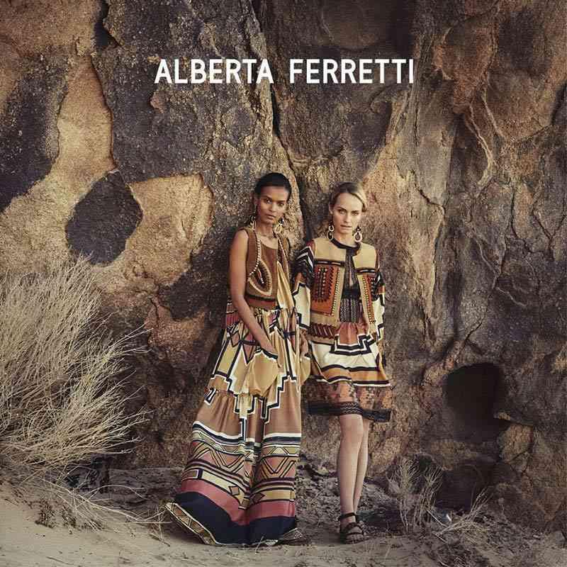 imprimeuri Alberta Ferretti