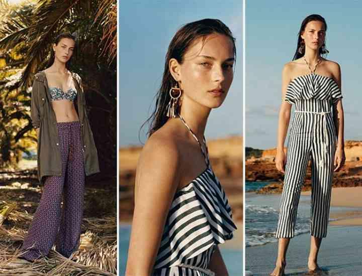 Mango întâmpină vara cu o colecție nou-nouță 2016