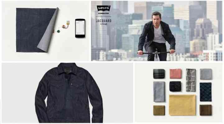 Google & Levi's prezintă o jacketă pentru biciliști conectată la smartphone