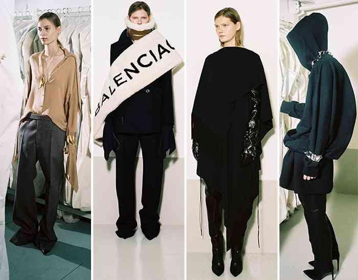 moda Balenciaga
