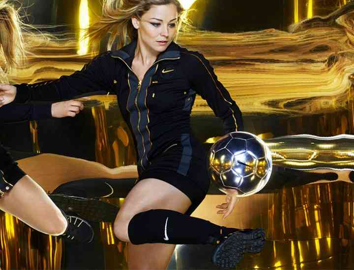 NikeLab x Olivier Rousteing lansează o colecție de fotbal 2016